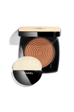 CHANEL | LES BEIGES HEALTHY GLOW ILLUMINATING POWDER  | EXCLUSIVE CREATION <br>HEALTHY GLOW HIGHLIGHTING POWDER<br> - sunset