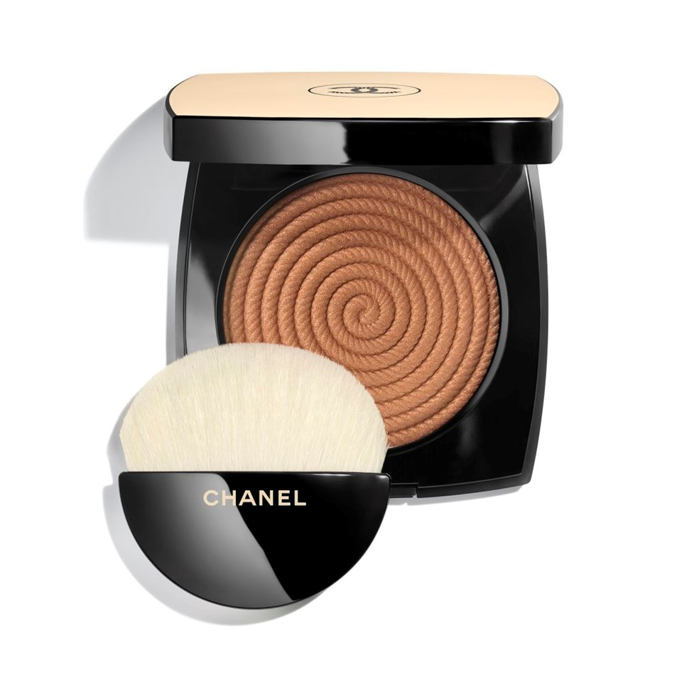 CHANEL | LES BEIGES HEALTHY GLOW ILLUMINATING POWDER  | EXCLUSIVE CREATION <br>HEALTHY GLOW HIGHLIGHTING POWDER<br> - 11g