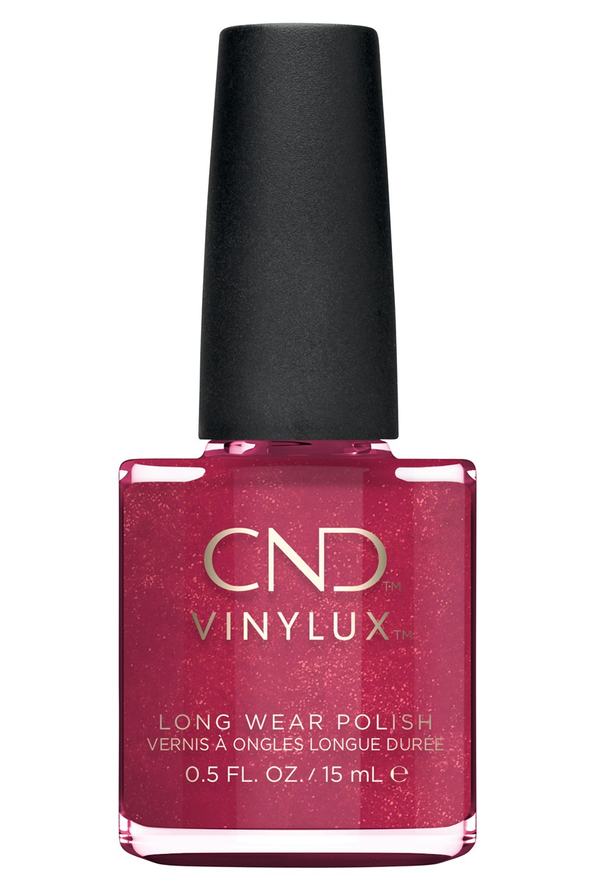 Vinylux Nail Polish - Red Baroness