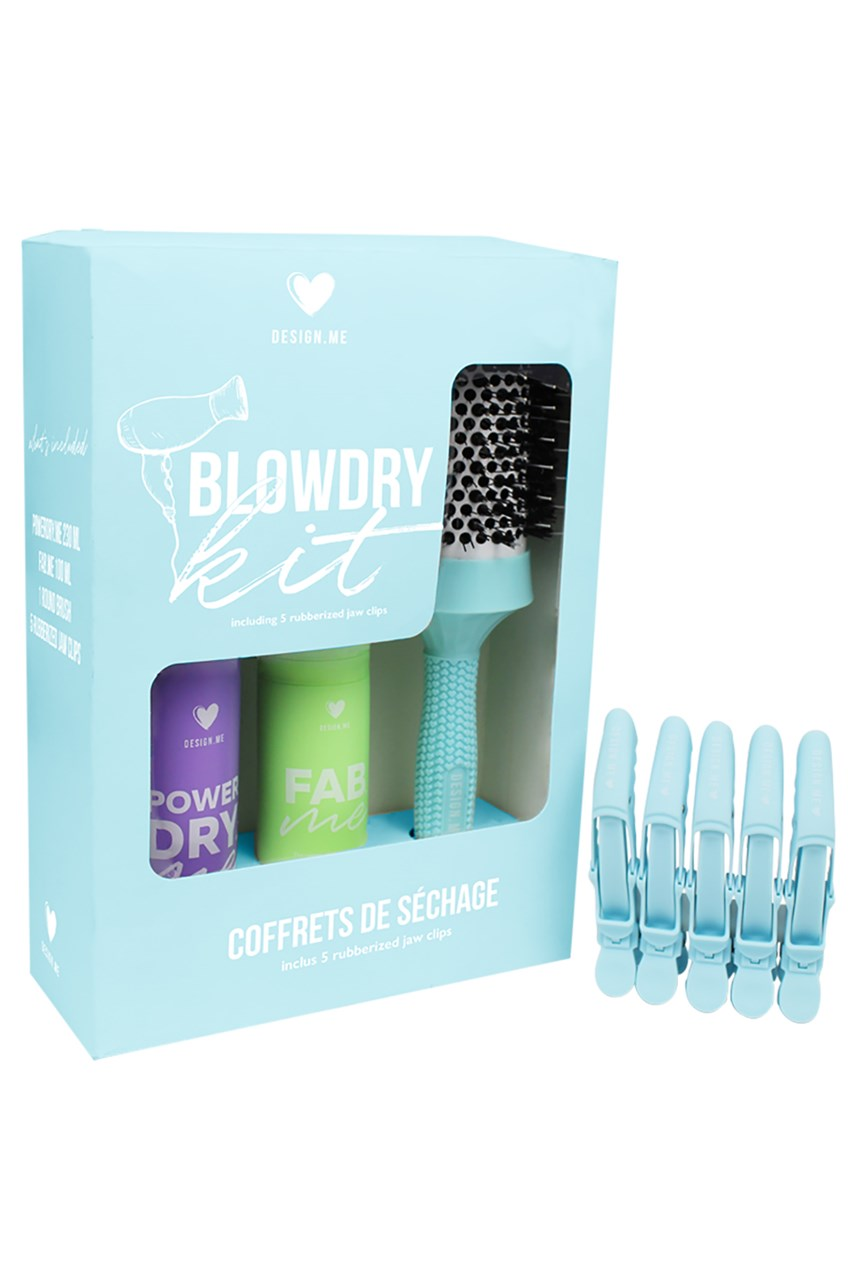Design Me Blowdry Kit