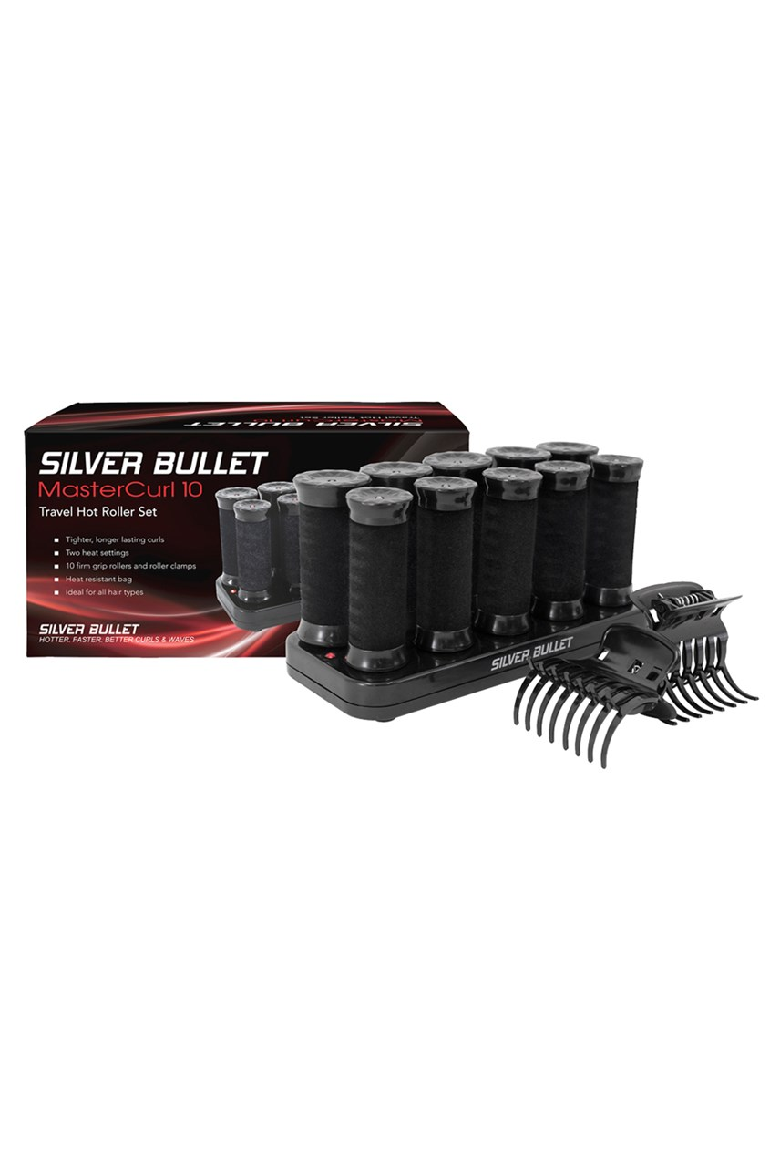 Mastercurl 10 Piece Hot Rollers