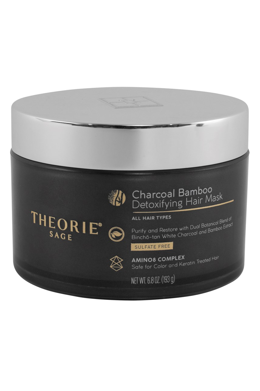 Charcoal Bamboo Hair Mask