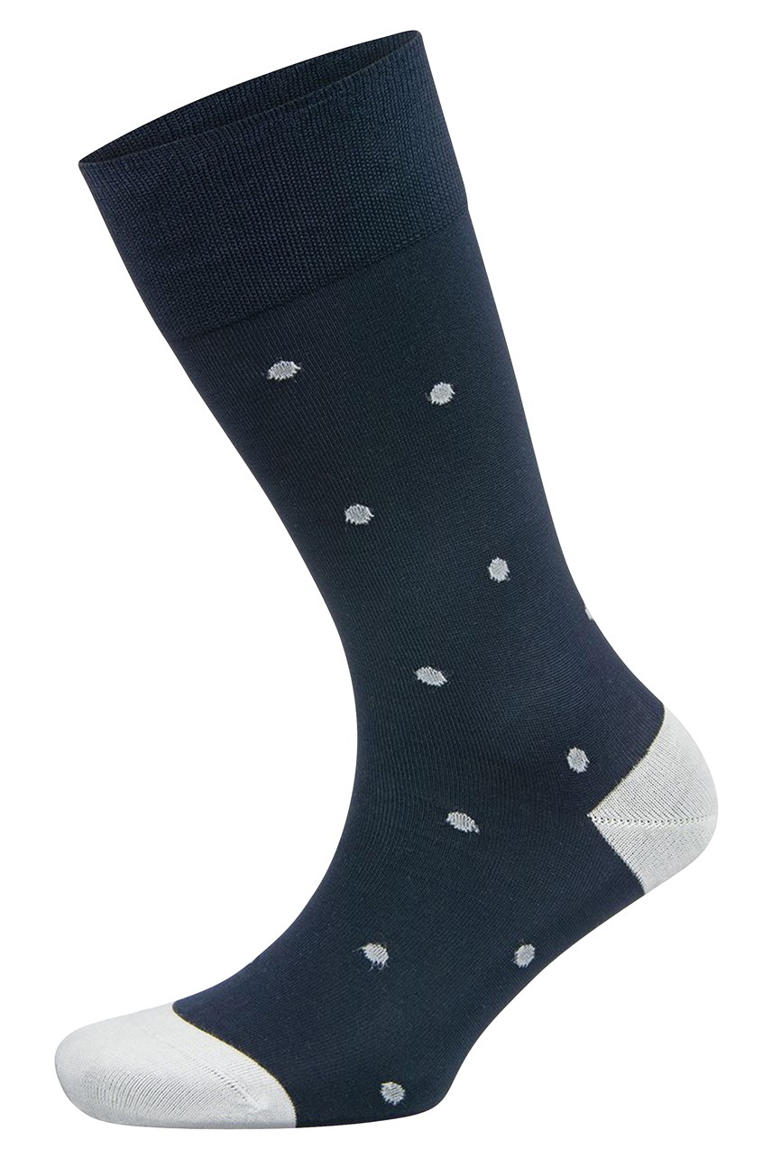 Dot Dress Sock