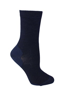 Merino Dress Sock 1 Pair Sock Pack 612 NAVY 1
