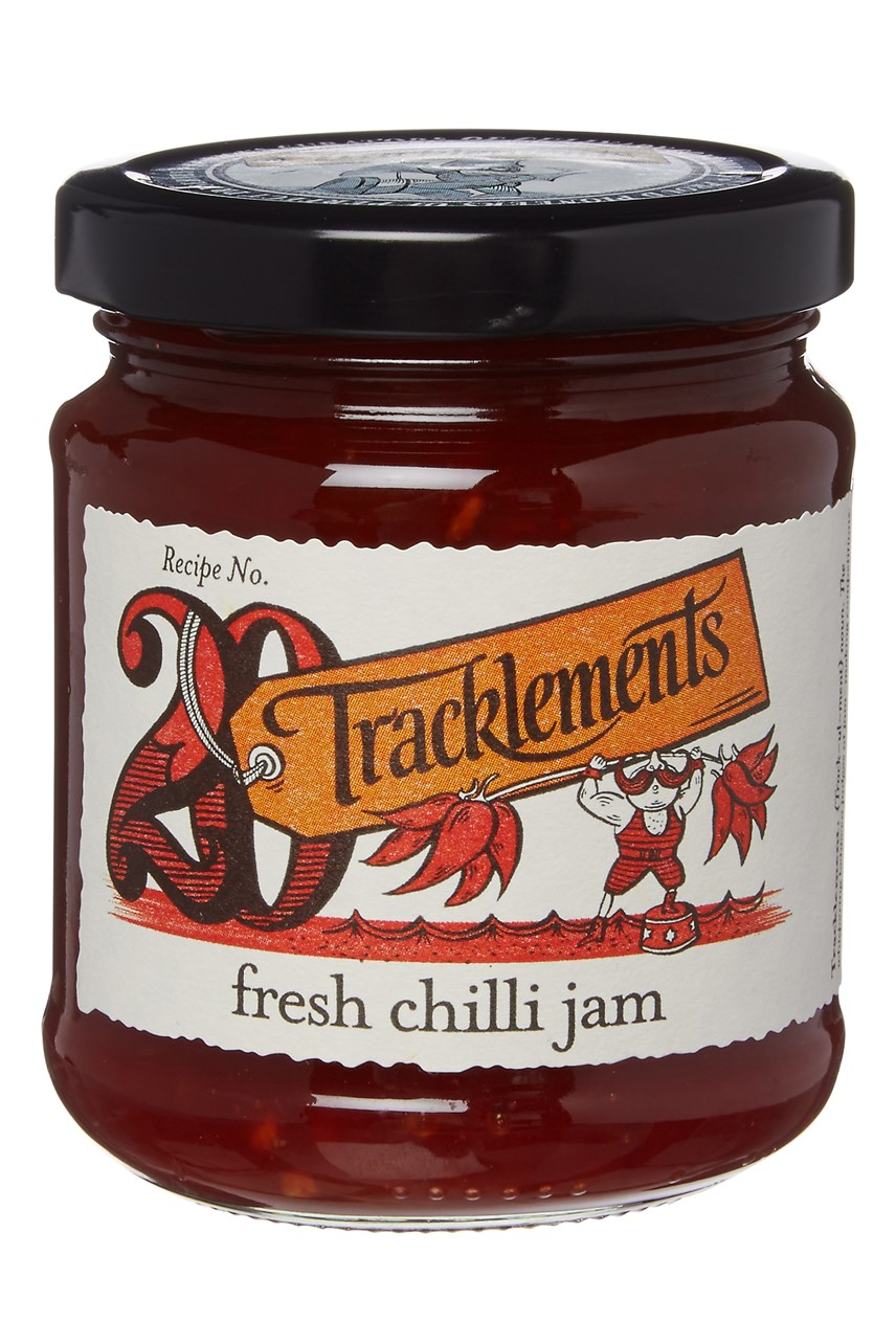 Tracklements Chilli Jam