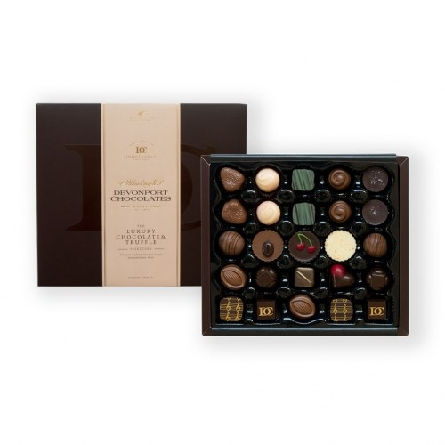 Luxurious Chocolate & Truffle Selection - 25 Pieces
