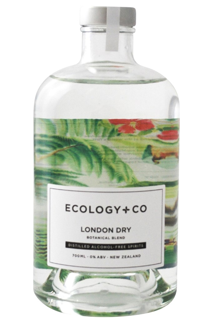 London Dry Distilled Alcohol-Free Spirits