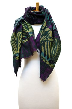 Stand By Me Scarf - Forest 1
