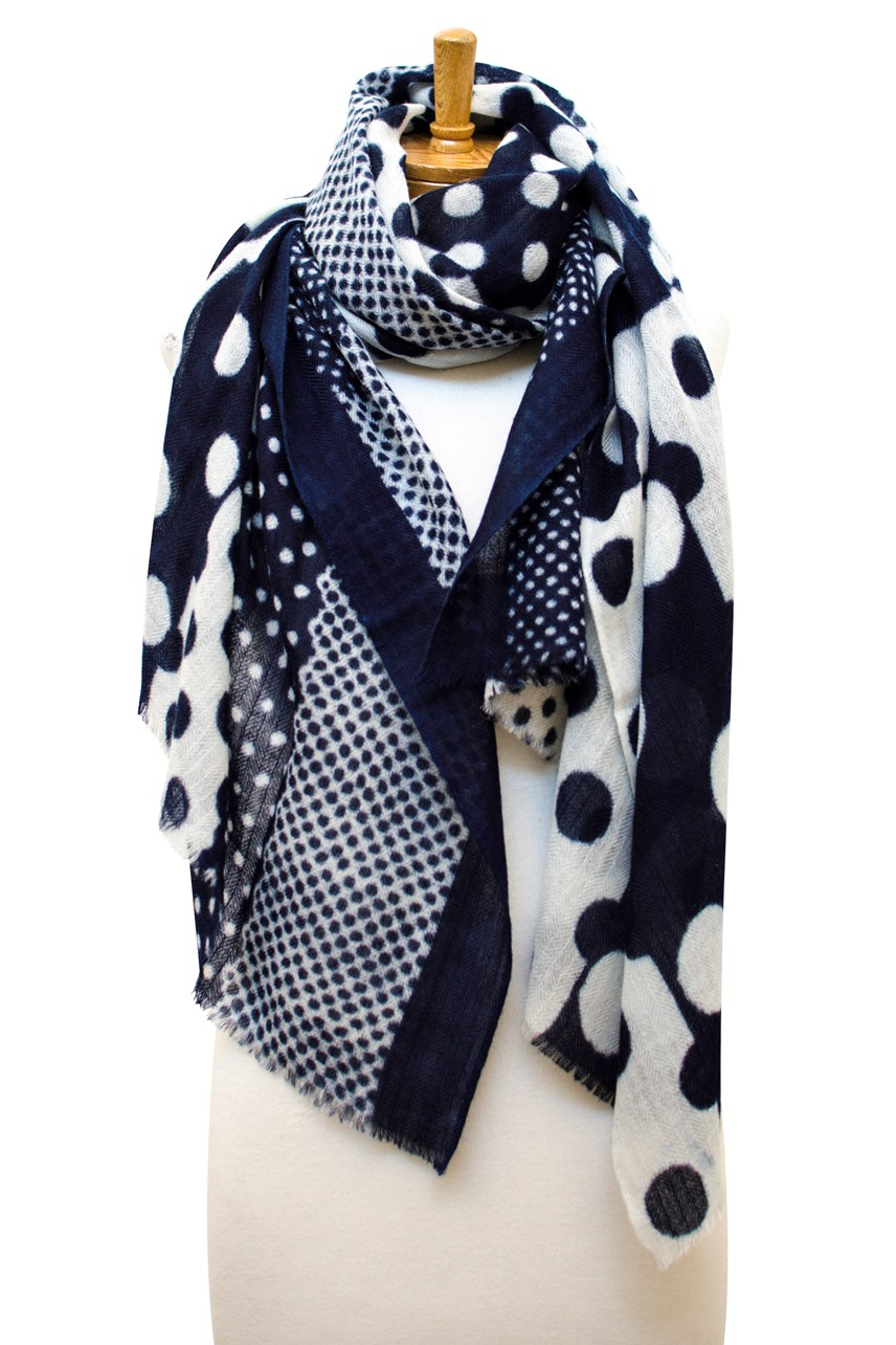 Connect the Dots Scarf