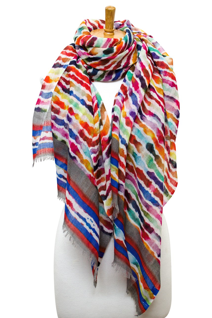 Color My World Scarf