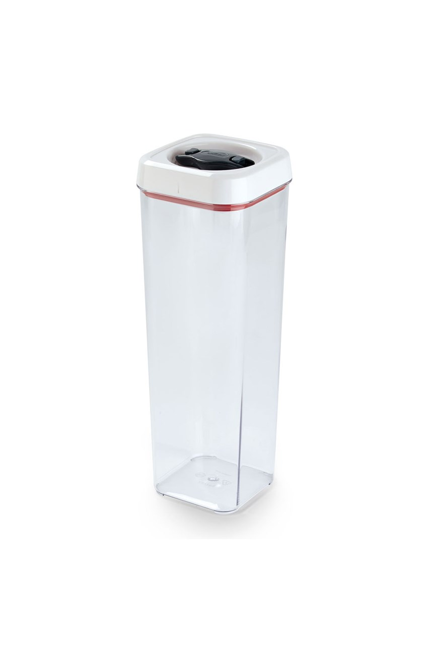 Twist And Seal Tall Rectangle Container - 2.3L