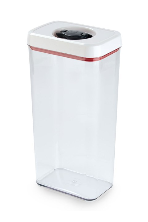 Twist And Seal Tall Rectangle Container - 3.6L -