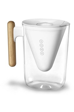Filter Slim Jug WHITE 1
