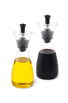 Classic Oil & Vinegar Pourer Set 1