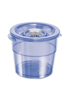 Canister with Lid -