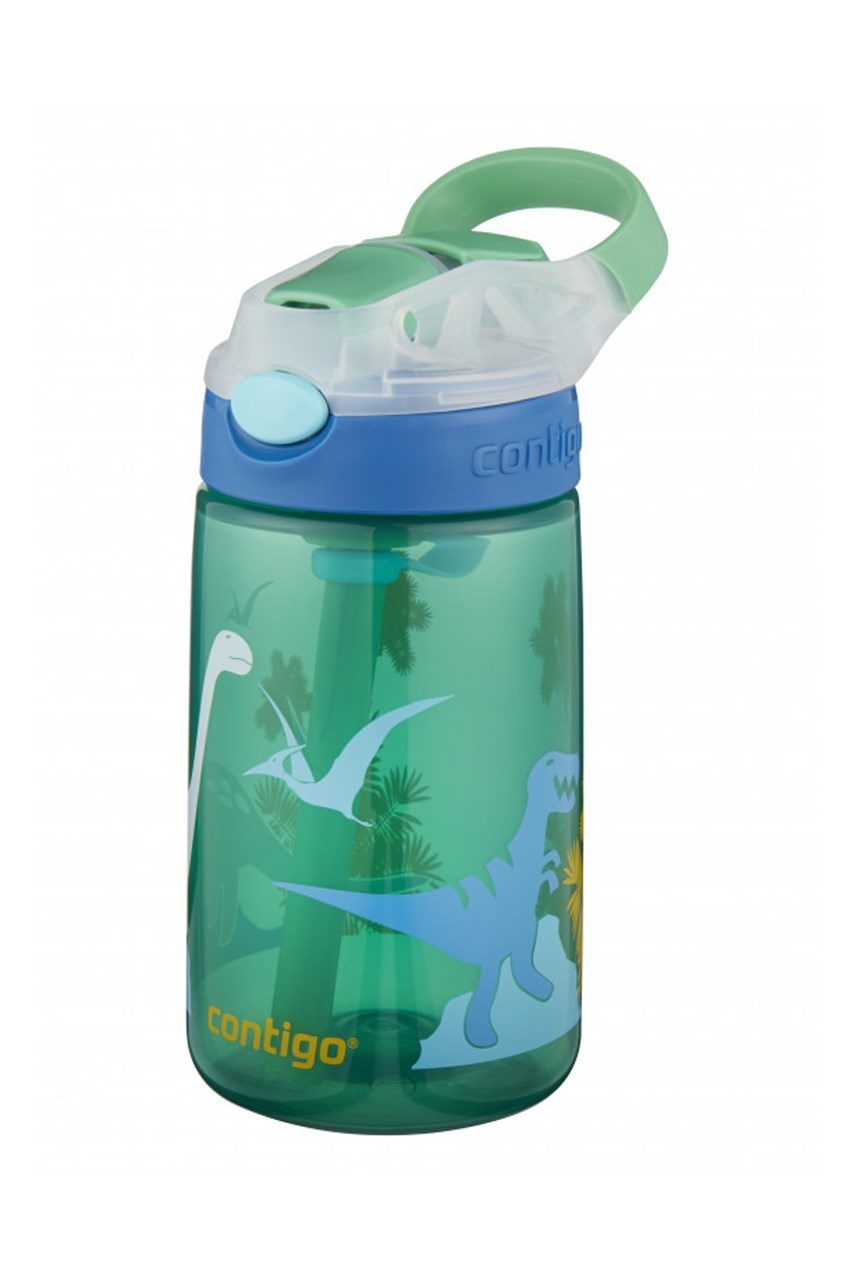 Gizmo Flip Jungle Dino Autospout Bottle - 420mL
