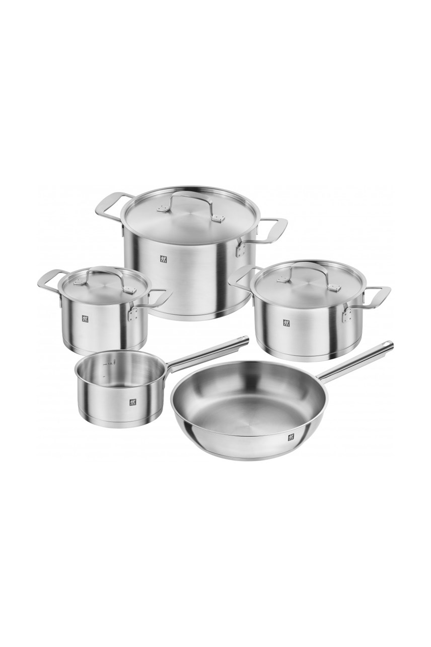 Base 5-Piece Cookware Set with Frypan