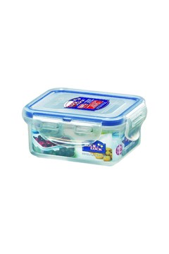 Classic Short Rectangular Container - 180mL 1