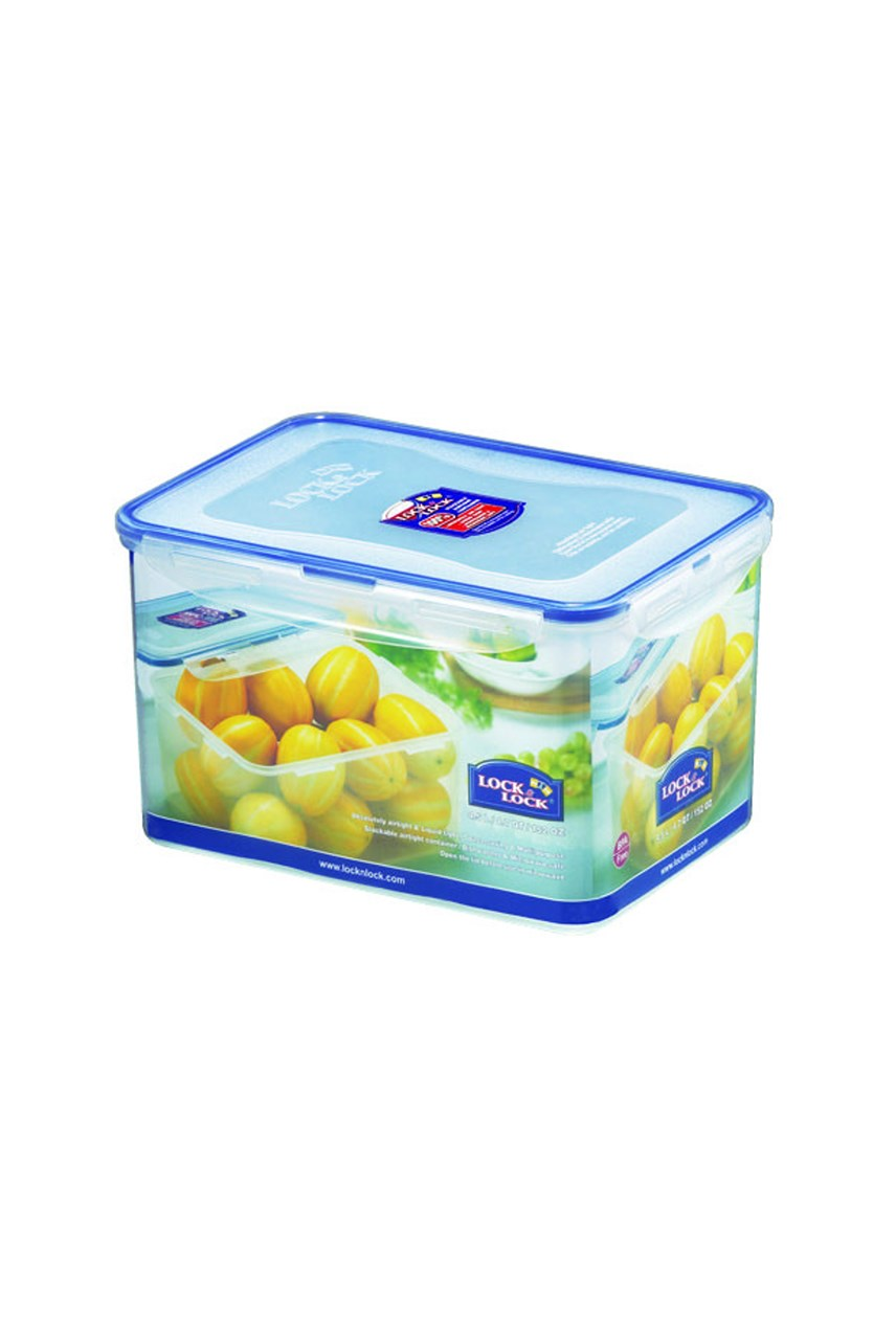 Classic Tall Rectangular Container 4.5L
