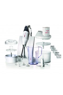 SwissLine Superbox Stick Blender 200W - Light Grey -