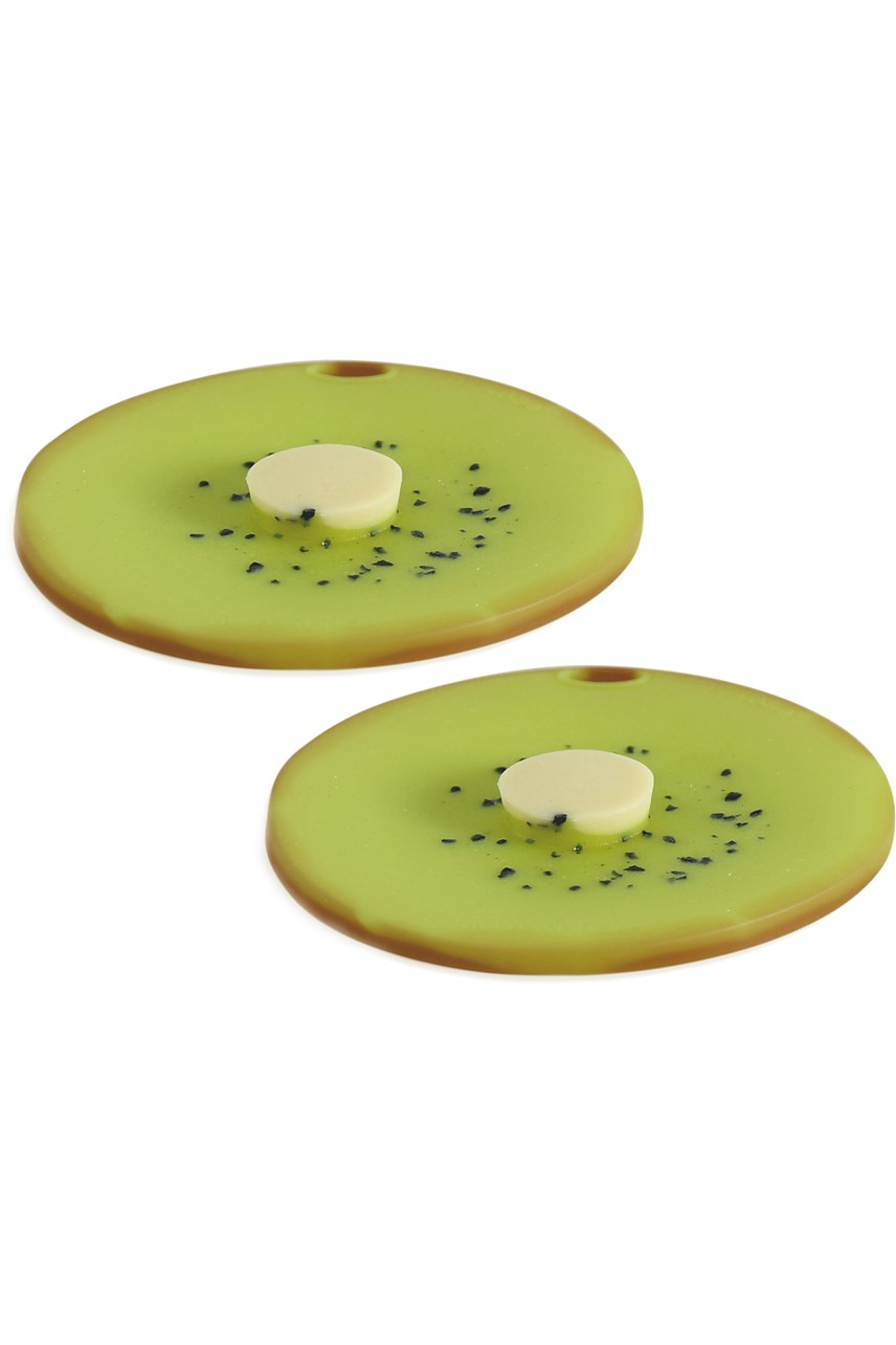 Kiwifruit Drink Cover Set of 2