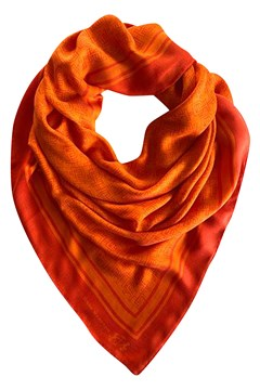 Cotingham Scarf ORANGE 1