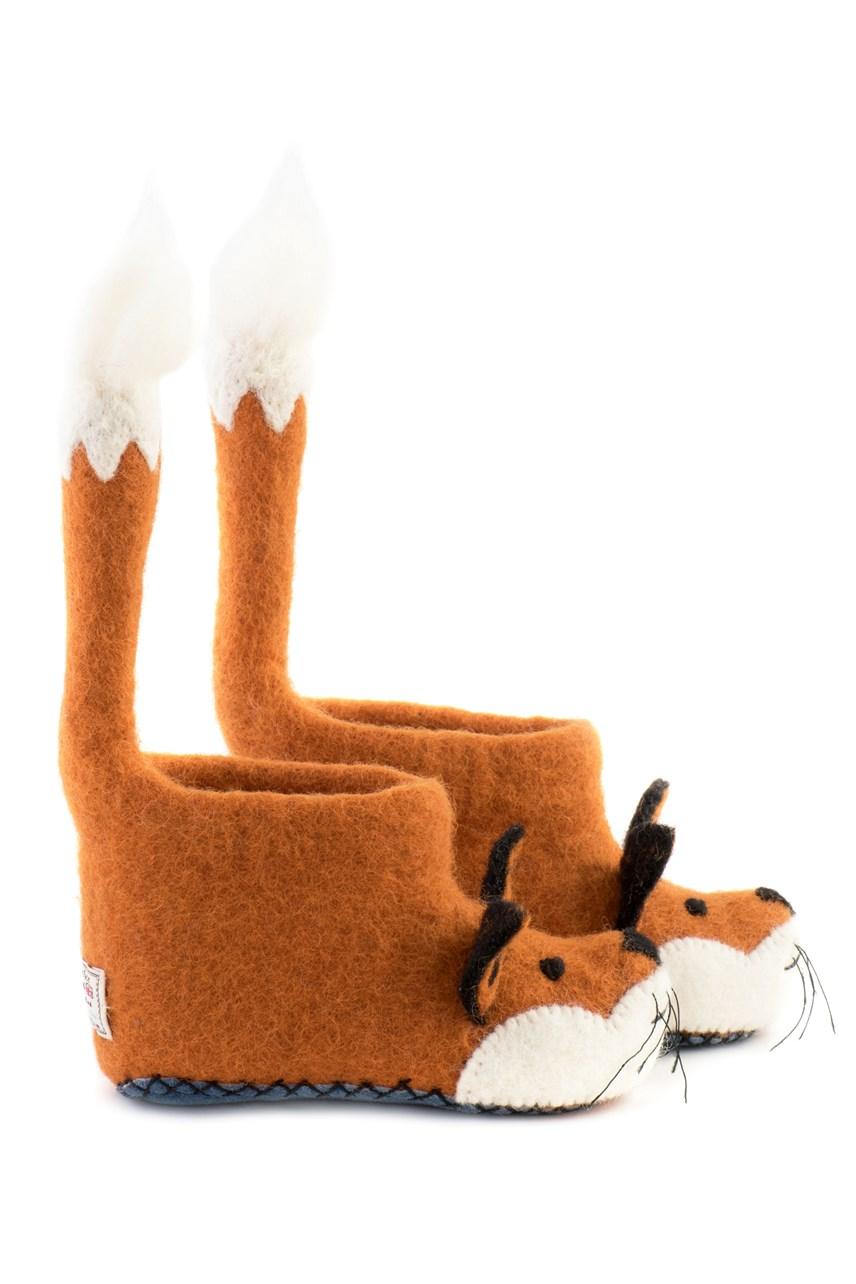 Finlay Fox Slipper