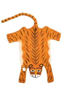Raj The Tiger Animal Rug 1