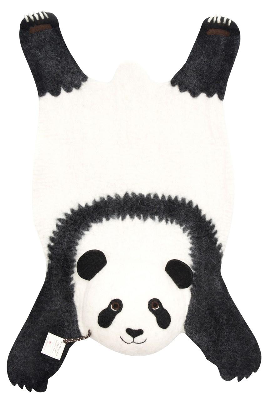 Ping The Panda Animal Rug Sew Heart