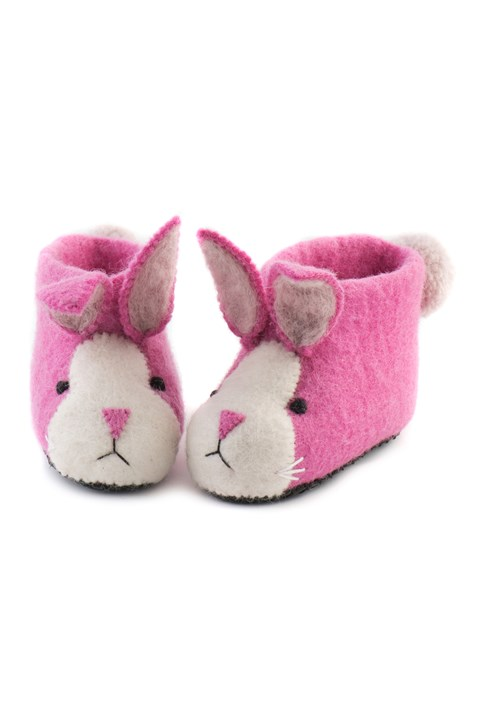 Rosie Rabbit Slipper -