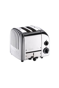 2 Slice Polished Stainless Toaster STAINLESS STEEL 1