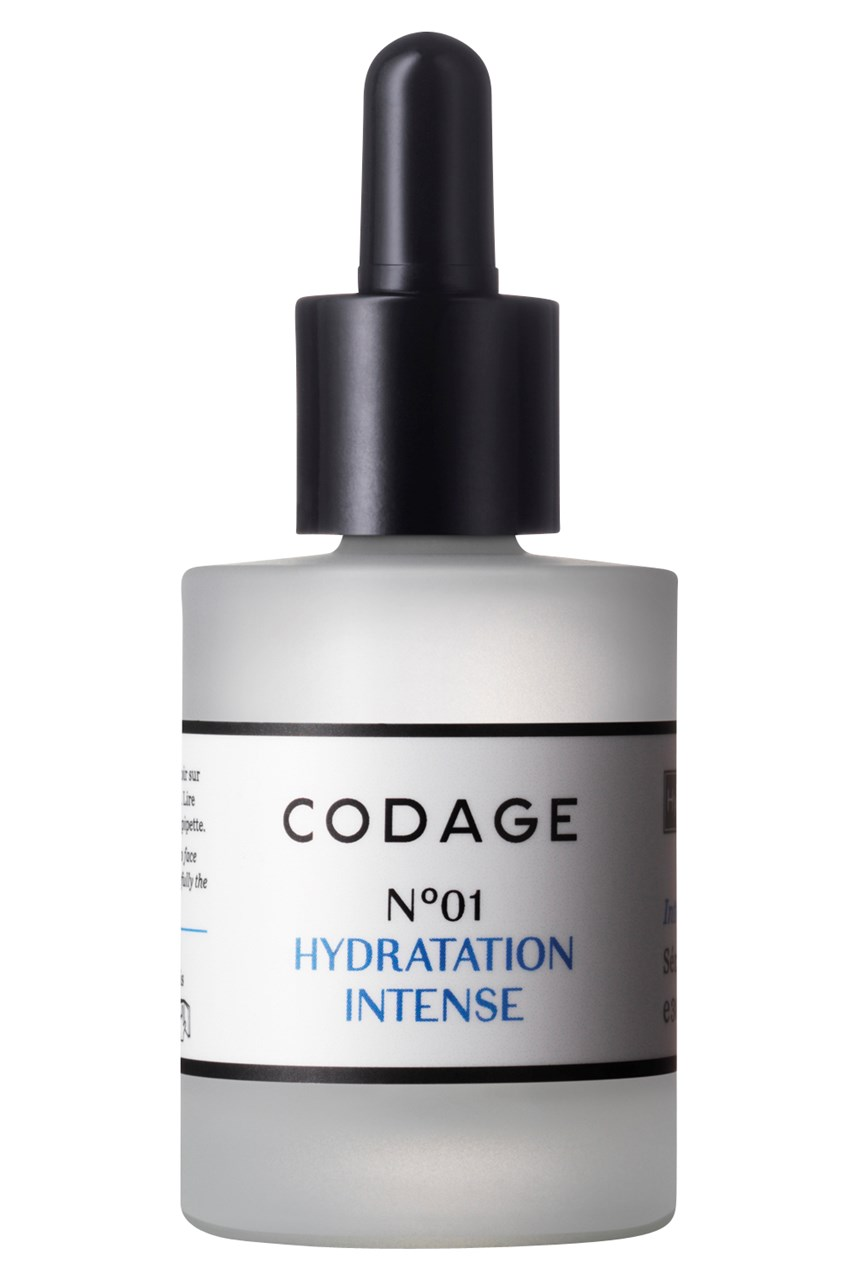 SERUM N°01 - Intense moisturizing