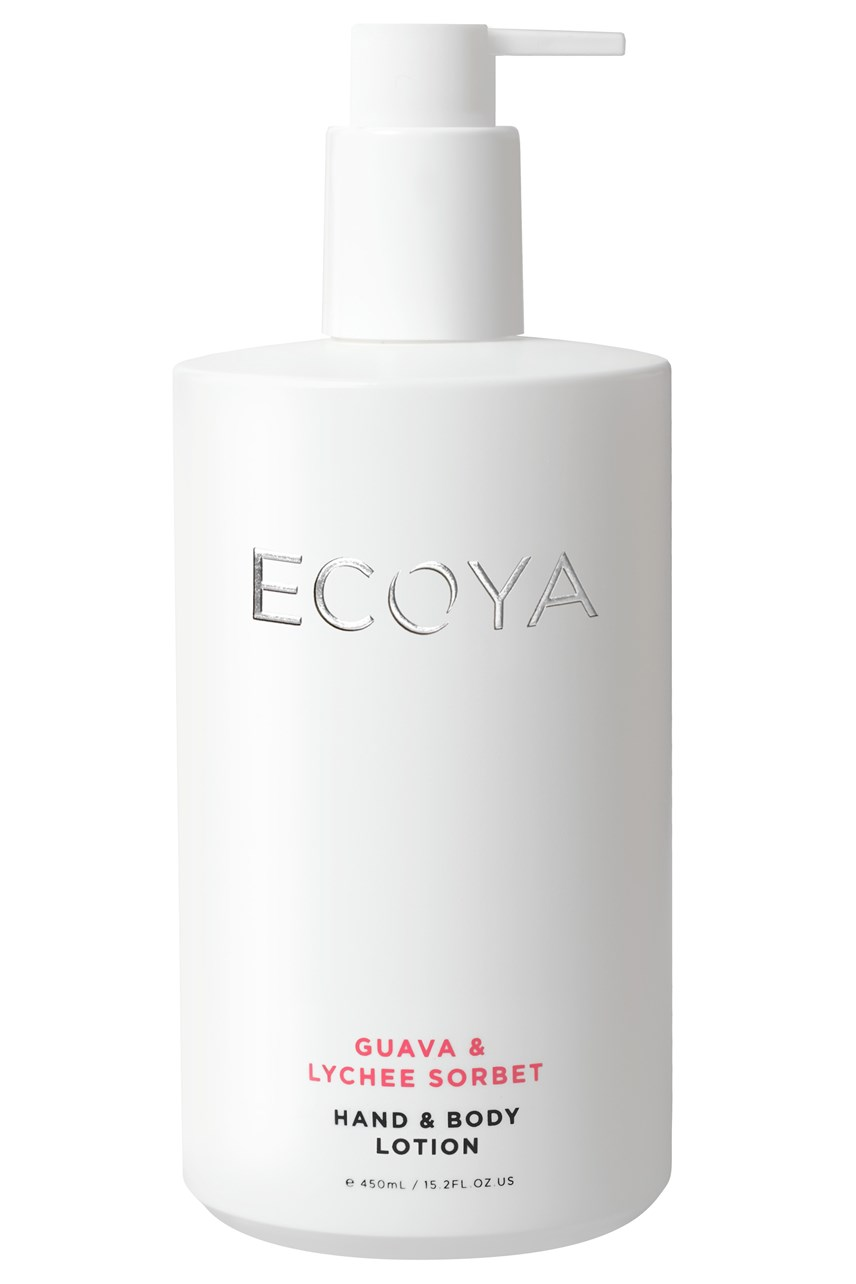 Guava & Lychee Sorbet Hand & Body Lotion