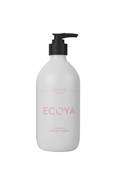 Guava & Lychee Sorbet Hand & Body Lotion -