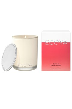 Guava & Lychee Sorbet Madison Jar Candle 1