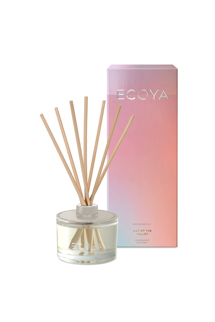 Lily Of The Valley Fragranced Diffuser Ecoya Smith Caugheys