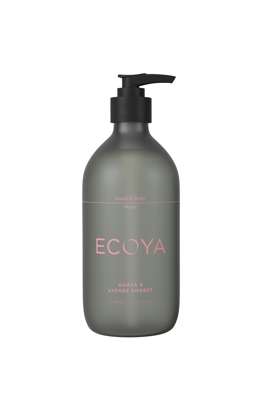 Guava & Lychee Sorbet Hand & Body Wash