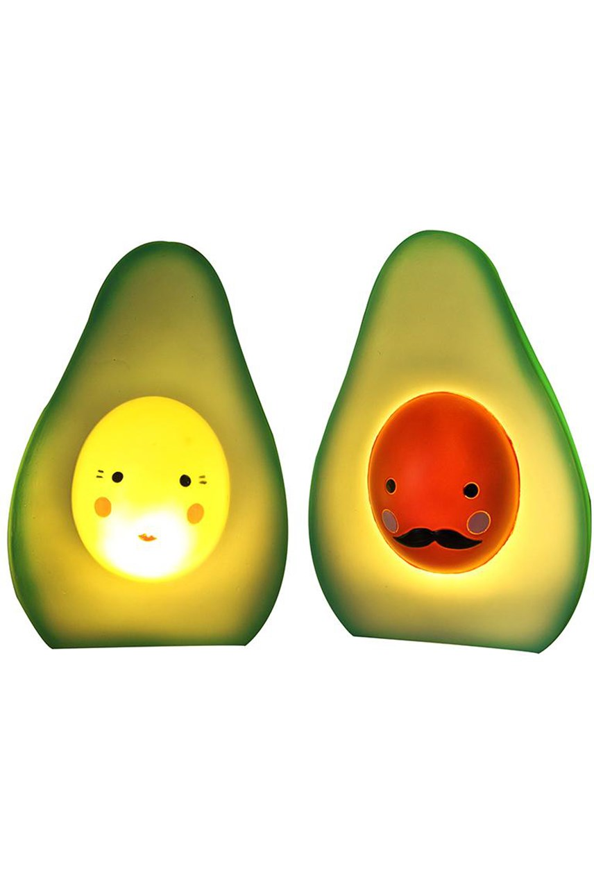 Avocado Led Lamp Set Of 2