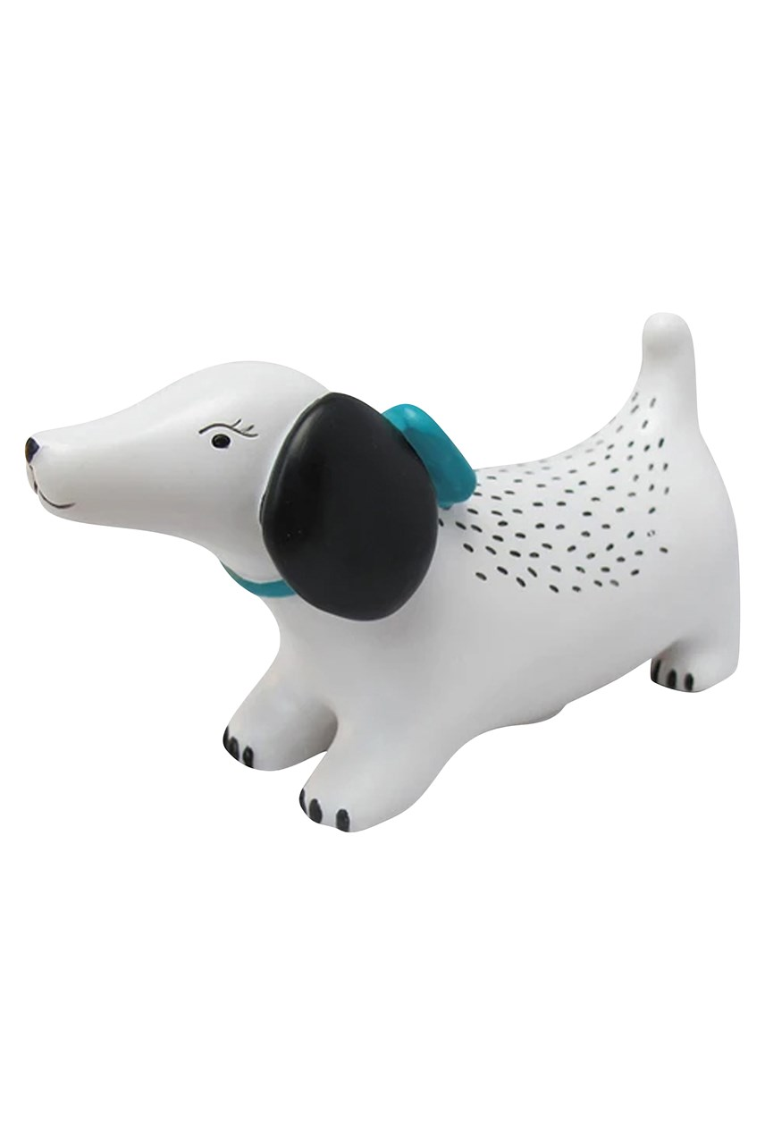 Over The Moon Dog LED Lamp