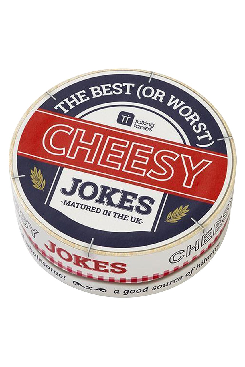 The Best (Or Worse) Cheesy Jokes