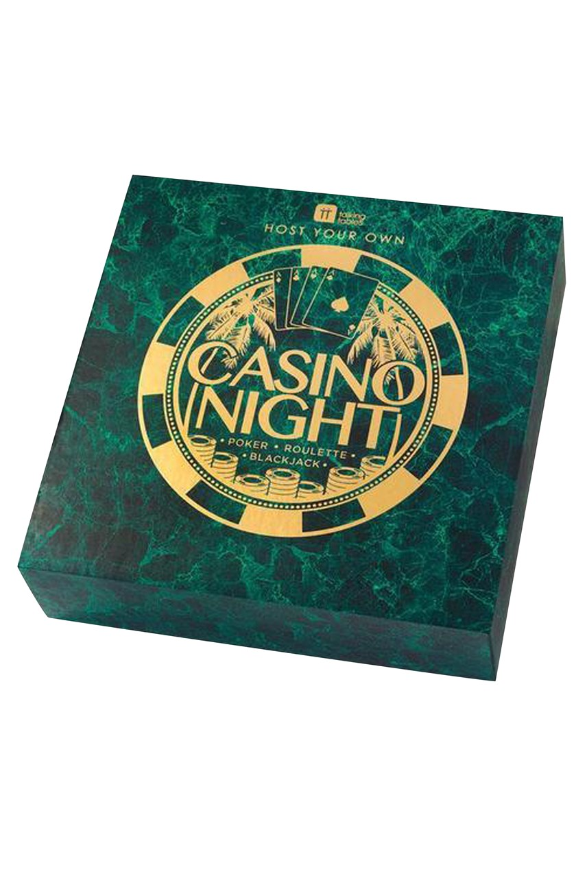 Host Your Own - Casino Night
