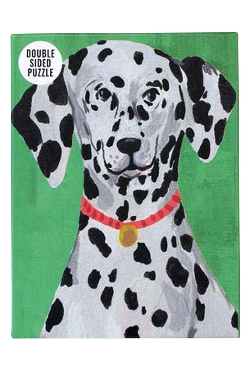 Dalmatian Double-Sided Puzzle - 100pce