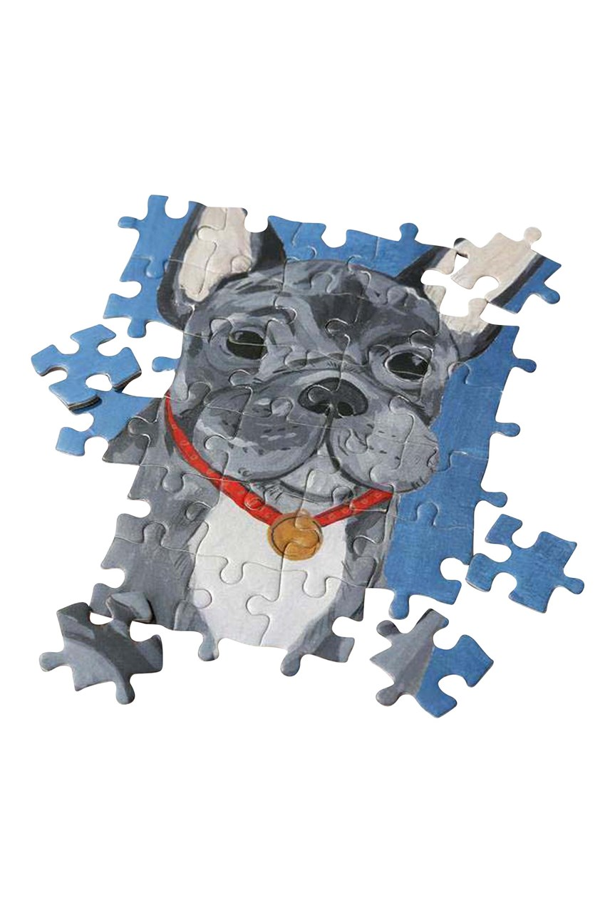 French Bulldog Double-Sided Puzzle - 100pce