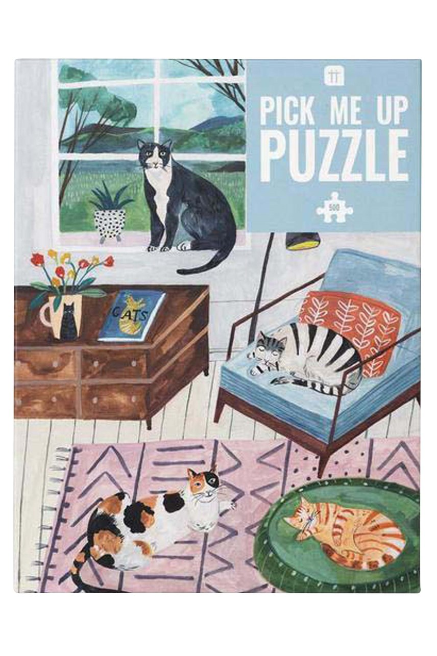 Pick Me Up Cat Puzzle - 500pce