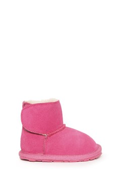 Wallaby Mini Boot HOT PINK 1