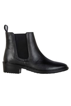 Ellin Ankle Rain Boot BLACK 1