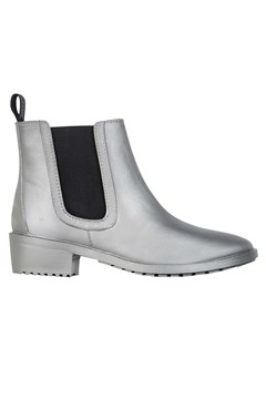 Ellin Ankle Rain Boot SILVER 1
