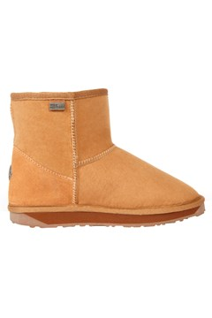 Platinum Stinger Mini Boot CHESTNUT 1