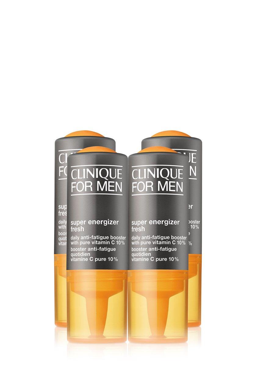 Clinique For Men Super Energizer Fresh Daily Anti-Fatigue Booster with Pure Vitamin C 10%