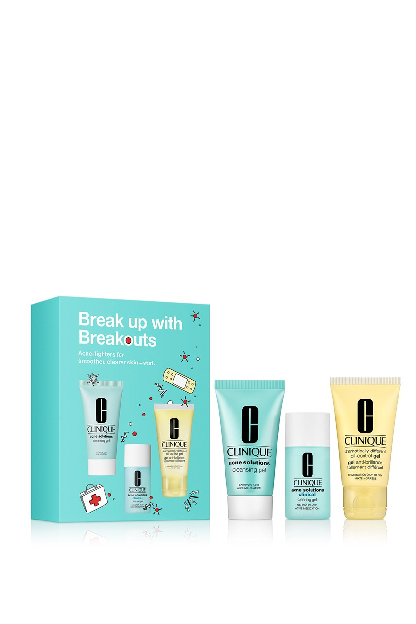 Break Up With Breakouts